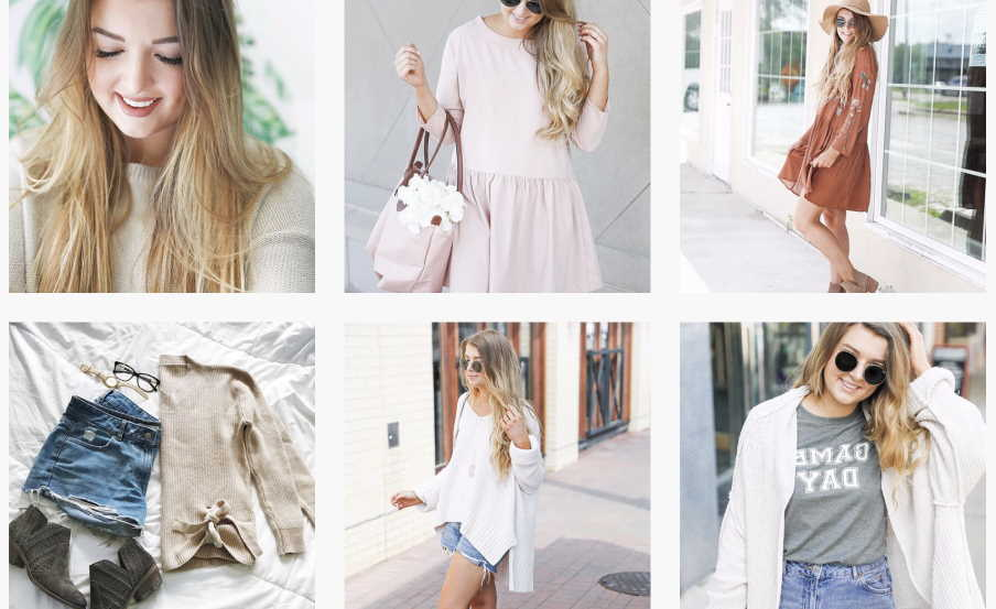 How to become a fashion blogger on Instagram?