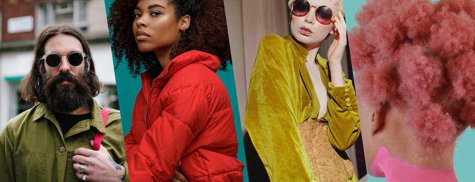 What are the new stylish cloth colors for summer 2020?